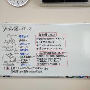 【動画】顕微鏡の使い方