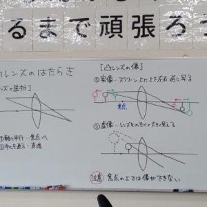 """<span class=""""title"""">【授業動画】凸レンズのはたらき</span>"""
