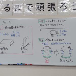"""<span class=""""title"""">【授業動画】圧力</span>"""