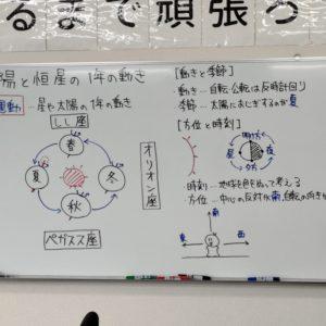 "<span class=""title"">【授業動画】太陽と恒星の1年の動き</span>"